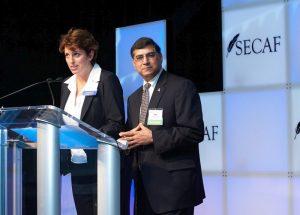 Shiv Krishnan and Tiffanny Gates Chair the Gala