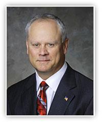 Stan Sloane, CEO of SRA International