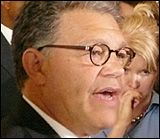 Sen. Al Franken (D-MN) Photo Credit: MinnPost