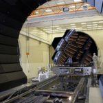 The Webb Telescope's mirror segments prepared to move.