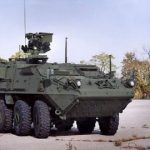 GD Stryker Vehicle