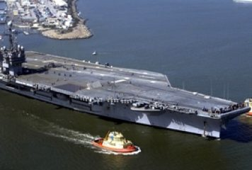 Navy Adds CGI,  DRS Units to Consolidated Shipboard Networks Contract