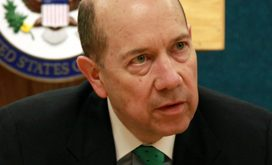 David Johnson (State Dept. photo)