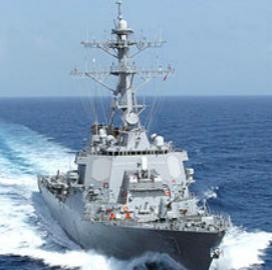 Arleigh Burke class destroyer