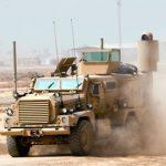 MRAP-vehicle