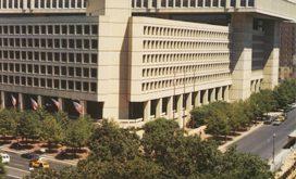 FBI J. Edgar Hoover Building