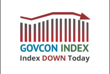 May 29 Market Close: GovCon Index Dips,  GDP Data Pushes US Stocks Down