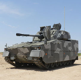 Army Releases Mobile Protected Firepower Vehicle RFP