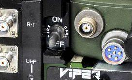 Thales Viper radio system