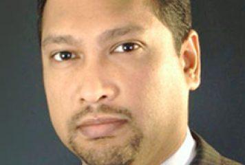 Sanjay Sardar Joins SAIC as Data Science VP,  Service Line Director; Charles Onstott Comments