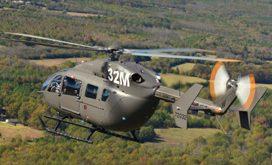 UH-72A Lakota helicopter
