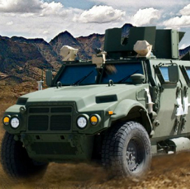Lockheed Gets $147M Contract Modification to Update Army's