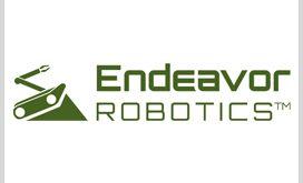 Endeavor Robotics company logo