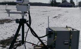 Harris_AER_NIST gas leakage measurement system