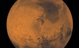 NASA Mars exploration program