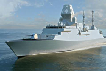 Lockheed to Supply Vertical Missile Launch System for BAE-Built Type 26 Ships