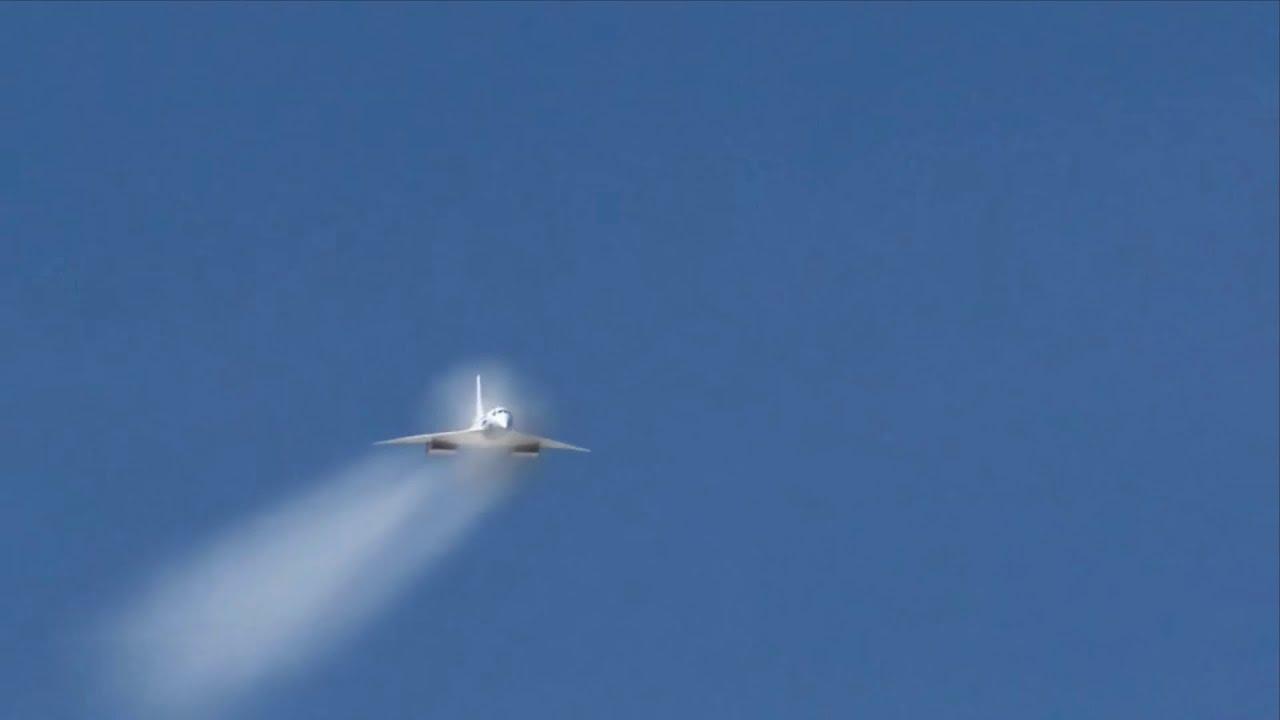 VIDEO: Quiet Supersonic X-Plane – GovCon Wire