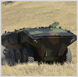 BAE-Iveco Team Wins Potential $1.2B Contract to Build Marines' Amphibious Combat Vehicles