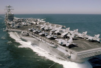 Huntington Ingalls Secures $188M Contract to Support Navy Supercarrier Refueling Project