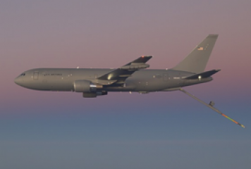 Boeing Gets $2.9B Air Force Contract Modification for Fourth KC-46 Tanker Production Lot