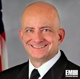 Vice Adm. Robert Sharp, Director of NGA, Announced as Keynote Speaker for Potomac Officers Club's 2019 Intel Summit on July 31st