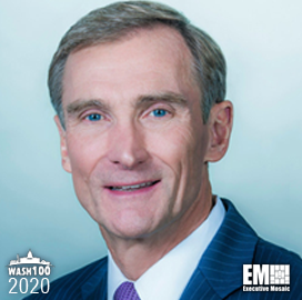 Roger Krone Chairman, CEO of Leidos