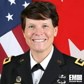 Maj. Gen. Maria Gervais of Army Futures Command to Serve as Keynote Speaker at Potomac Officers Club's Future Virtual Battlefield Event on July 22nd