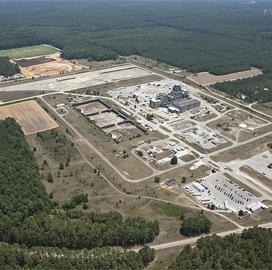 DOE Issues RFI for Savannah River Site Nuclear Cleanup Effort