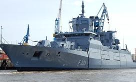 U.S. Navy port