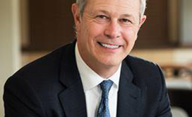 Kevin Phillips President and CEO ManTech