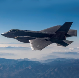 Pratt & Whitney Gets $174M Contract Option to Produce Additional F-35A Engines