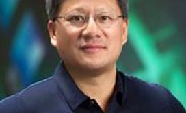 Jensen Huang CEO NVIDIA