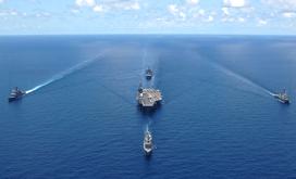 US Navy battleships