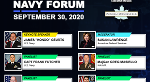 Potomac Officers Club 2020 Navy Forum
