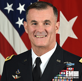 Air Force, Army to Collaborate on Combined Joint All-Domain C2 Concept; Lt. Gen. Charles Flynn Quoted