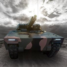 Rheinmetall Partners With Textron Systems, Raytheon Technologies to Pursue Army OMFV Combat Vehicle Program