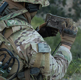 L3Harris to Supply Handheld Tactical Radios to Air Force Under Navy Delivery Order