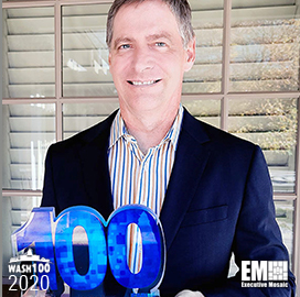 Battelle President, CEO Lou Von Thaer Receives His Fifth Wash100 Award