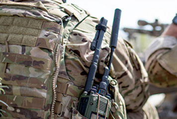 Army Orders Additional L3Harris Falcon IV Handheld; Dana Mehnert Quoted