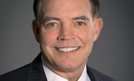 Chuck Prow, president and CEO of Vectrus