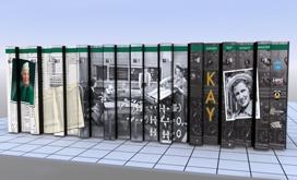 Kay supercomputer US Army photo
