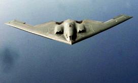 Air Force B-2 Spirit