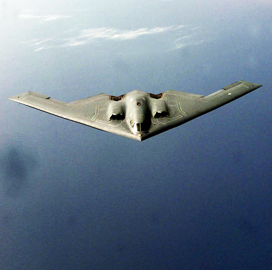 Northrop Awarded $246M Air Force B-2 Component Manufacturing Contract Modification