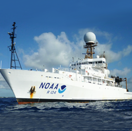 Thoma-Sea Awarded $178M NOAA Research Ship Construction Contract