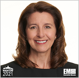 Executive Mosaic Names Northrop CEO Kathy Warden to 2021 Wash100 for Securing Major Federal, Military Contracts to Drive Company Growth