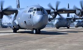 Air Force C-130J