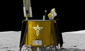 Firefly Aerospace Blue Ghost lander