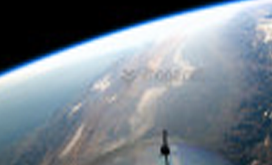 Virgin Galactic first spaceflight