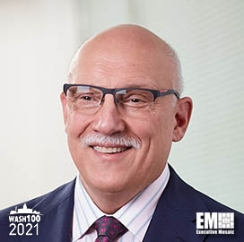 Stu Shea, Chairman, President & CEO of Peraton, Receives 2021 Wash100 Award for Leading Company Expansion Efforts Through Acquisition Deals, Contract Wins