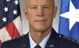 Gen. John Raymond Chief of Space Operations U.S. Space Force